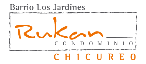 Logo Condominio Rukan Chicureo